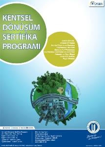 Ankara Kentsel Dönüşüm Derneği ile Kentsel Dönüşüm Sertifika Programı / ANKARA