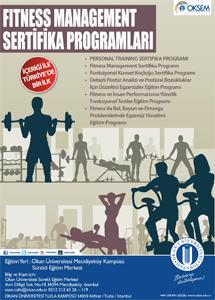 Fitness Management Sertifika Programı / İSTANBUL