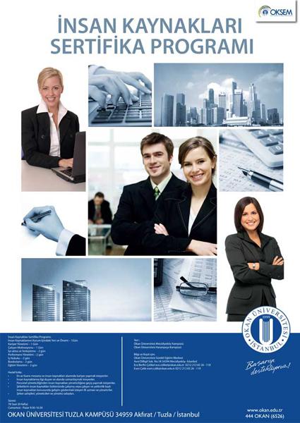 İnsan Kaynakları Yönetimi Sertifika Programı  / İSTANBUL