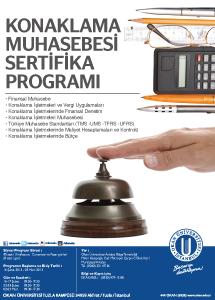 Konaklama İşletmeleri Muhasebesi Sertifika Programı / ANTALYA