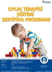 Oyun Terapisi Sertifika Programı / İSTANBUL