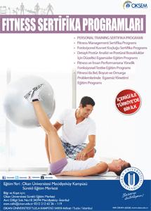 Personal Training Eğitimi Sertifika Programı / İSTANBUL