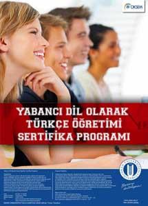 Yabancı Dil Olarak Türkçe Öğretimi Sertifika Programı (YDTS)